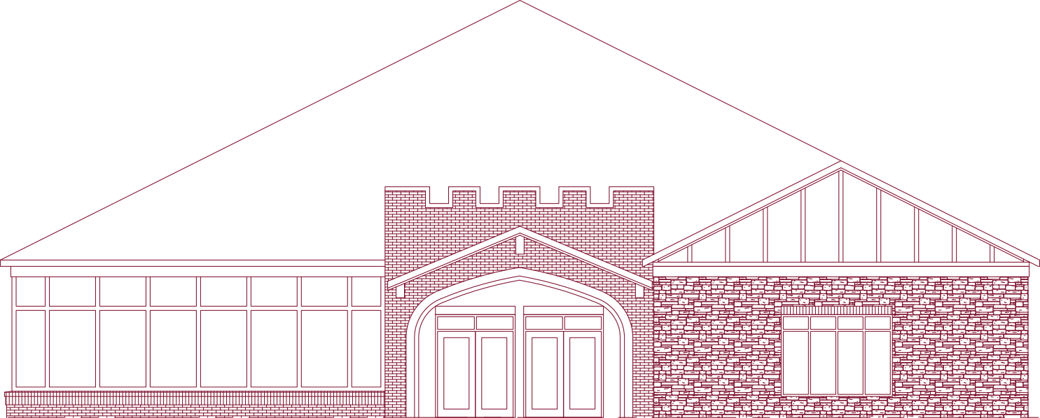 front-entry-elevation